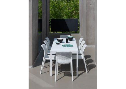 Meble ogrodowe Nardi: stół RIO + fotele BIT