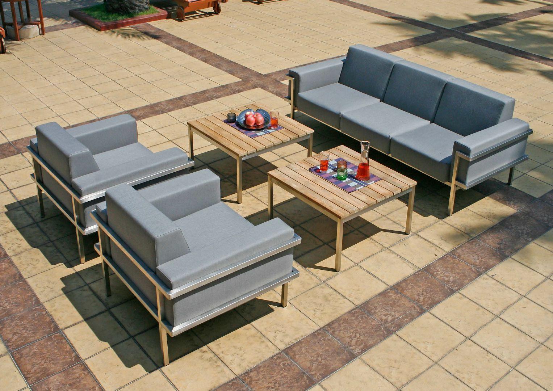 Zestaw mebli Zebra Largo Lounge | OneGarden.pl