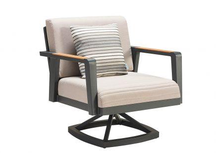 Fotel ogrodowy obrotowy HIGOLD EMOTI