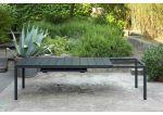 Zestaw mebli ogrodowych stół Rio ALU