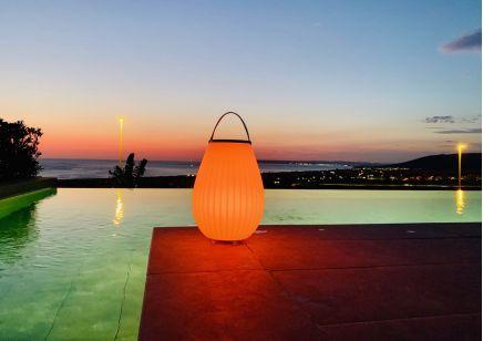 JOOULY 35 PRO S - LAMPA LED, GŁOŚNIK, POJEMNIK NA LÓD
