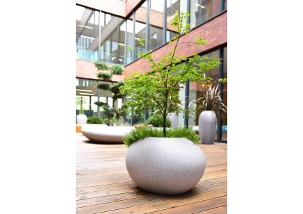 Donica ogrodowa Degardo Storus IV dekoracyjna zewnętrzna odporna na warunki atmosferyczne